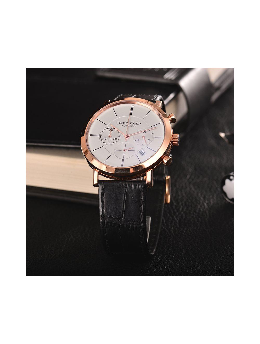 chronograph herrenuhr